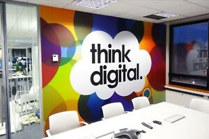 Wall Murals, Boardroom Wall Graphics, Wall Wraps