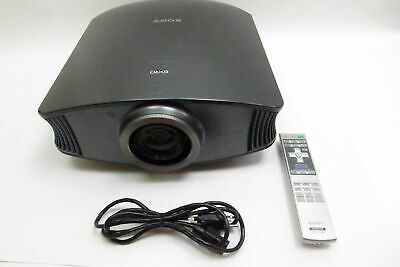 Sony Bravia VPL-VW60 - Projector - Black -  326 Lamp Hours