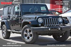 2018 Jeep Wrangler JK Unlimited Sahara JK Sahara Unlimited -...