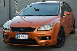 2006 LS FORD FOCUS ZETEC HATCHBACK Beckenham Gosnells Area Preview
