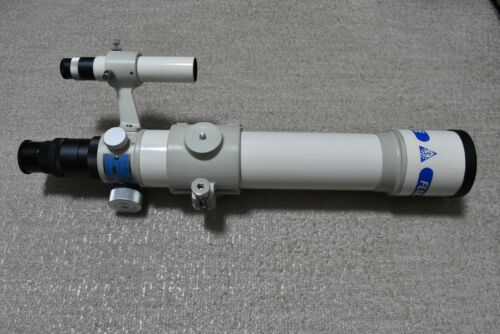"Takahashi Fluorite FC-60 D=60mm F=500mm Refracting telescope 0.956""/ 24.5mm"