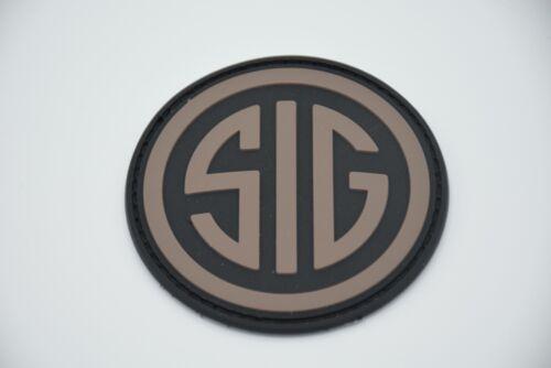 SIG SAUER SIG PROMO PATCH TACTICAL LOGO PATCH SIG ACADEMY SIG P365 P226 229 P320