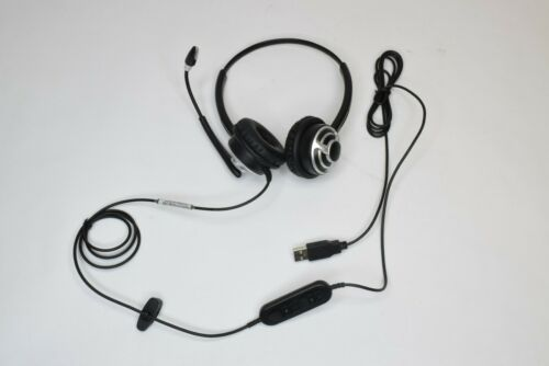 Professional WordCommander Voice to Text USB Stereo Voice Recognition Headset