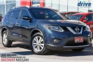 2015 Nissan Rogue SV Bluetooth|Rearview Camera|Sunroof