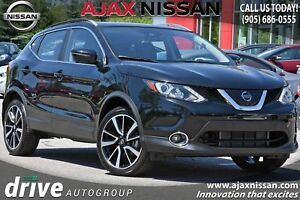 2017 Nissan Qashqai SL LEATHER * NAV * SAFETY PACKAGE