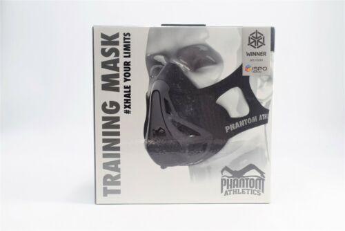 Athletics Training Mask Phantom Athletics, Size Medium, Black New SEALED