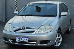 2006 TOYOTA COROLLA CONQUEST SEDAN Beckenham Gosnells Area Preview