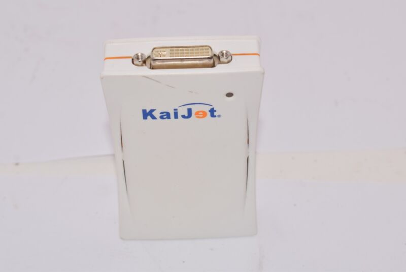 Kaijet USB 2.0 DVI-I Adapter, AC08110000510905
