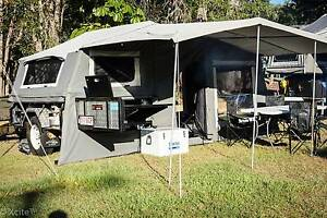 Camper Trailer Hire from $70 Per Night* Brisbane City Brisbane North West Preview