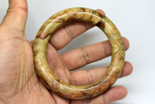 Large Ancient Chinese Jade Bangle/Bracelet