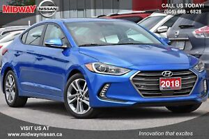 2018 Hyundai Elantra GLS GLS - Bluetooth|Blindspot Warning|He...