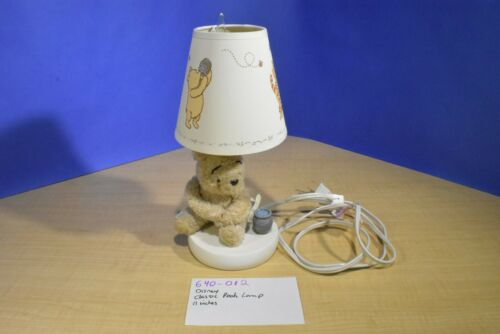Disney Classic Pooh Lamp With Pooh Plush(640-012)