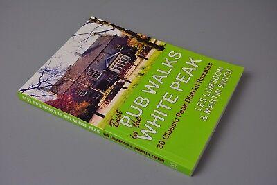 R&L Book: Best Pub Walks in the White Peak District Derbyshire 2008 L (Best Walks In Derbyshire Peak District)