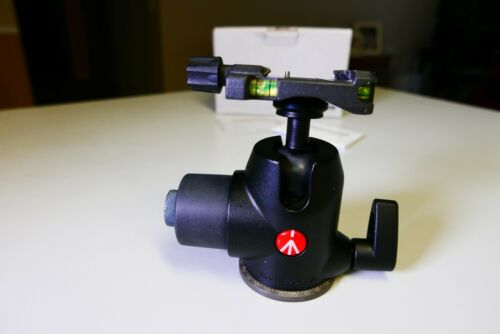 Manfrotto 468MG Hydrostatic Ball Head