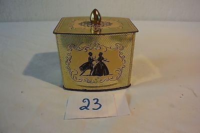 C23 Ancienne boite en métal COTE D'OR
