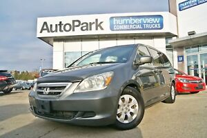 2007 Honda Odyssey EX DUAL SLIDING DOORS|LOW KM|KEYLESS ENTRY|