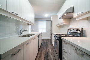 2 Bedroom For Rent - Newly Renovated Suite! Call  Now!