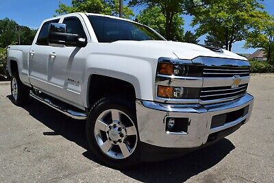 "2017 Chevrolet Silverado 2500 4X4 K2500HD LT-EDITION(HEAVY DUTY) 2017 Chevrolet Silverado K2500 HD LT Crew 6.0L/V8/4X4/Navigation/20""/Camera/CD"
