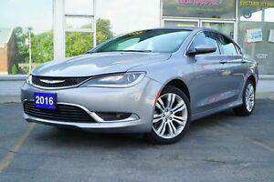 2016 Chrysler 200 Limited | Heated Seats | Backup Cam | COMPANY