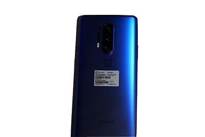 OnePlus 8 Pro 256GB Ultramarine Blue Unlocked Excellent Condition