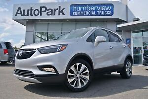 2017 Buick Encore Essence SUNROOF|REAR  CAM|AWD|LOW KM