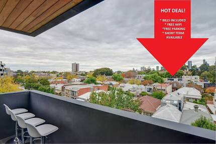 FULLY FURNISHED 2 BDR - PARKING - SHORT TERM AVAILABLE South Melbourne Port Phillip Preview