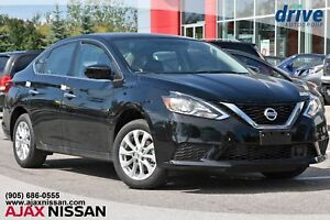 2018 Nissan Sentra 1.8 SV MOONROOF * LED LIGHTS * BACK UP CAMERA