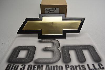 2003-2011 Chevrolet Express 1500 2500 3500 Bow Tie Grille Emblem OEM new