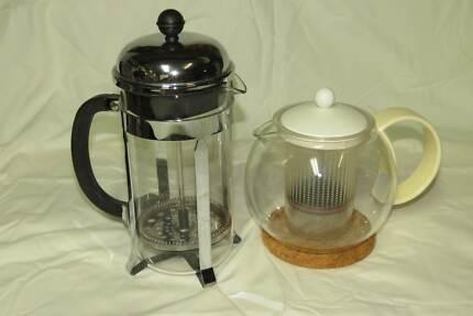 Bodum Coffee And Tea Plungers