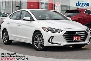 2018 Hyundai Elantra GLS SE|Bluetooth|Rearview Camera|Heated...