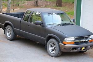 Camion Chevrolet S-10