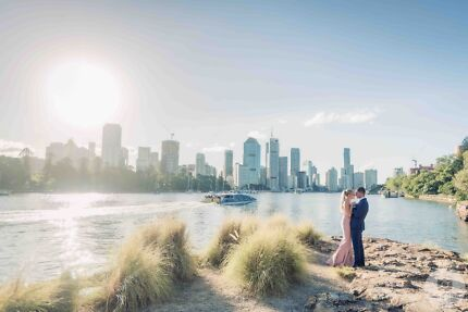 I love what you captured in our engagement and wedding day!