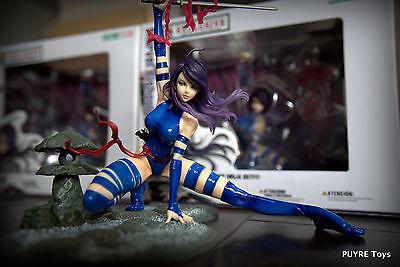 Ninja-outfit (NEW Kotobukiya Bishoujo Marvel Psylocke SDCC 2014 X-Force Ninja Outfit MISB US)