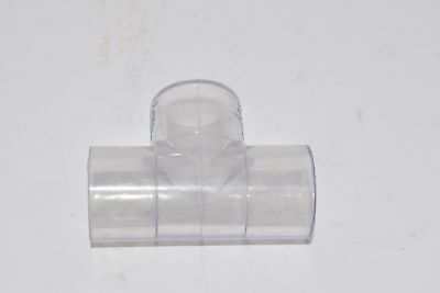 Lot of 25 NEW HARVEL CLEAR 406005L Elbow 90 Deg 1/2 In Solvent PVC Clear