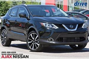 2017 Nissan Qashqai SL BLIND SPOT WARNING * ALL SAFETY PACKAG...