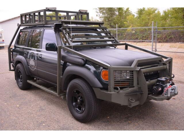 EBay   1994 Toyota Landcruiser U0027Zombie Apocalypse Editionu201d ~ Not Mine |  IH8MUD Forum