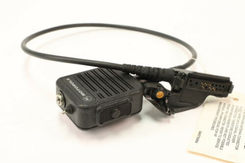 Motorola NMN6250A microphone for XTS2500 XTS3000 XTS5000