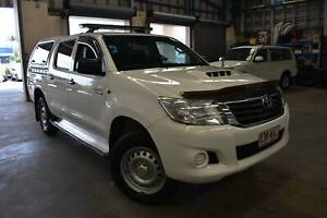 2015 Toyota Hilux SR Automatic Ute Virginia Brisbane North East Preview