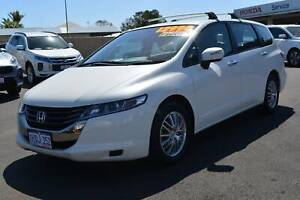 2010 Honda Odyssey 7 Seater People Mover (Genuine one local owner) South Bunbury Bunbury Area Preview