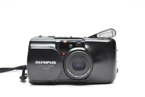 [EXC+++++] Olympus μ mju ZOOM PANORAMA 35-70mm Film Camera From JAPAN #1945