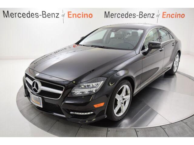 Imagen 1 de Mercedes-benz Cls-class…