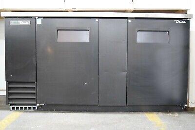 Underbar Refrigeration Solid Swing Door Back Bar Cooler - Used