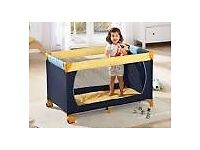 Travel cot Hauck fun for kids