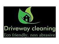 Low price Eco driveway wash, great price great results