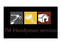 TM Handyman services.