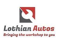 Lothian Autos - Mobile Mechanic - 24/7 Breakdown Assistance and Fuel Assist