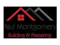 Paul Montgomery Building & Plastering
