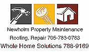 Property Maintenance and Home Repair