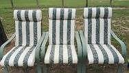 CHAIRS outdoor / pation type newly covered! Regency Downs Lockyer Valley Preview