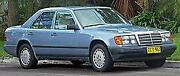 W124 Sitzbezug